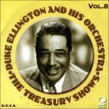 Treasury Shows 8 - CD Audio di Duke Ellington