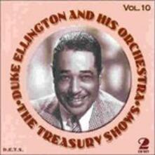 The Treasury Shows vol.10 - CD Audio di Duke Ellington