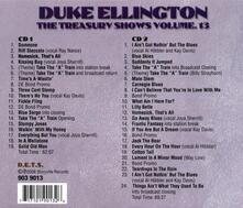 The Treasury Shows vol.13 - CD Audio di Duke Ellington