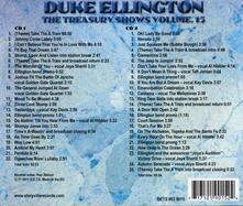 Treasury Shows 15 - CD Audio di Duke Ellington
