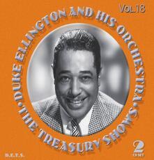 Treasury Shows 18 - CD Audio di Duke Ellington