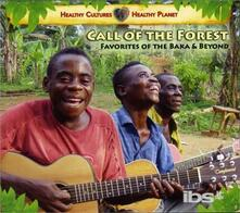 Call of the Forest - CD Audio di Baka Beyond