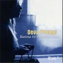 Mantras For Precarious Times - CD Audio di Deva Premal