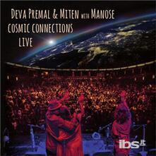 Cosmic Connections Live - CD Audio di Deva Premal