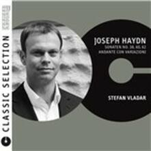 Haydn. Piano Sonatas - CD Audio di Franz Joseph Haydn,Stefan Vladar