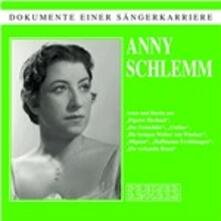 Sings Arias - CD Audio di Anny Schlemm