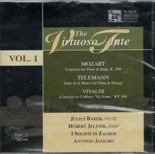The Virtuoso Flute vol.1 - CD Audio di Julius Baker