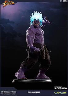 Action Figure Street Fighter. Oni Akuma 1:4 Regular