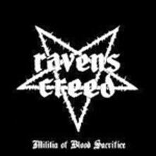 Militia Of Blood.. - CD Audio di Ravens Creed