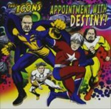Appointment with Destiny - CD Audio di Icons
