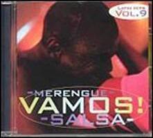 Vamos! - Merengue - Salsa - CD Audio
