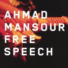Free Speech - CD Audio di Ahmad Mansour