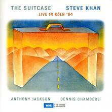 The Suitcase. Live in Koln '94 - CD Audio di Steve Khan