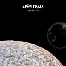 Live as One - CD Audio di Zion Train