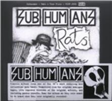 Time Flies - Rats - CD Audio di Subhumans