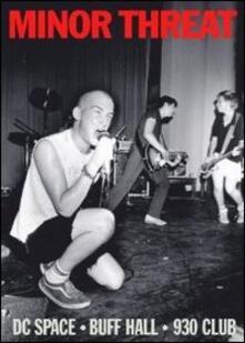 Minor Threat. Live - DVD