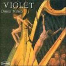 Omnis Mundi - CD Audio di Violet