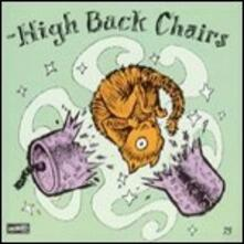 Curiosity and Relief - CD Audio di High Back Chairs