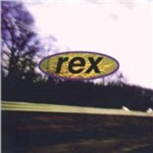 Rex - CD Audio di Rex