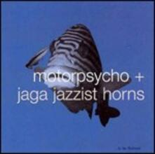 In the Fishtank - CD Audio di Motorpsycho,Jaga Jazzist