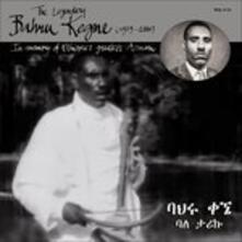 In Memory of Ethiopia's Greatest - CD Audio di Bahru Kegne