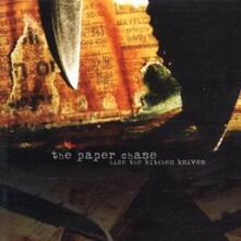 Hide the Kitchen Knives - CD Audio di Paper Chase
