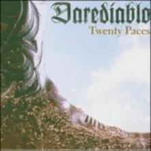 Twenty Paces - CD Audio di Darediablo