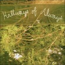 Hallways Of - CD Audio di William Elliott Whitmore,Jenny Hoysten