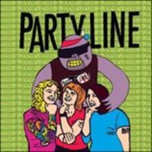 Zombie Terrorist - CD Audio di Partyline