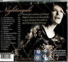 Nightingale - CD Audio di Giuditta Scorcelletti