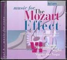 Vol.vi. Music for Yoga (Mozart Effect) - CD Audio