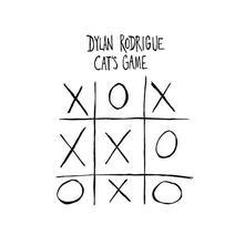 Cat's Game - CD Audio di Dylan Rodrigue
