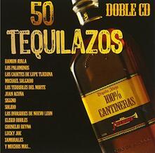50 Tequilazos - CD Audio