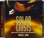 Cover CD Colonna sonora Solar Crisis