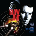 Cover CD Colonna sonora Blow Out