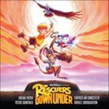 Rescuers Down Under (Colonna Sonora) - CD Audio
