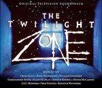 Cover CD Colonna sonora The Twilight Zone