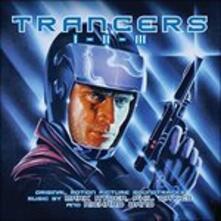 Trancers 1-2-3 (Colonna Sonora) - CD Audio