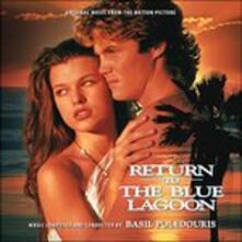 Return to the Blue Lagoon (Colonna Sonora) - CD Audio