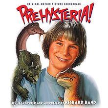 Prehisteria (Colonna Sonora) - CD Audio