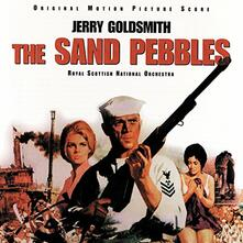 Sand Pebbles (Colonna Sonora) - CD Audio