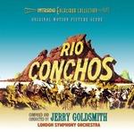 Cover CD Colonna sonora Rio Conchos