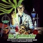 Cover CD Colonna sonora Re-animator