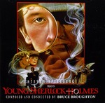 Cover CD Colonna sonora Young Sherlock Holmes