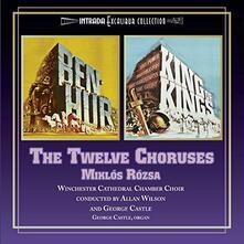 Twelve Choruses (Colonna Sonora) - CD Audio