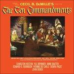 Cover CD Colonna sonora Ten Commandments