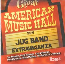 Great American Music Hall Jug Band Extra - CD Audio di Geoff Muldaur,Jim Kweskin