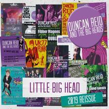 Little Big Head - CD Audio di Duncan Reid