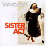 Cover CD Colonna sonora Sister Act 3