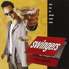 Swingers. Get a Nightlife (Colonna Sonora) - CD Audio